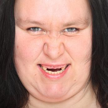 Deine Mutter Witze Gesicht