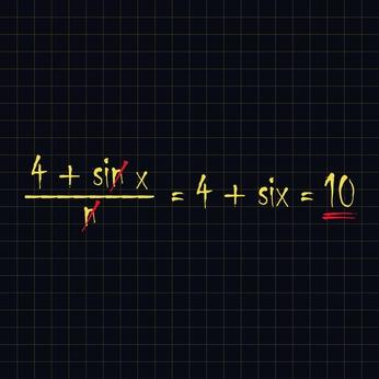 Mathematikerwitze - Rechnung