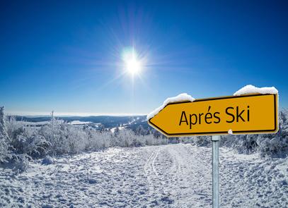 Urlaubswitze - Apres Ski