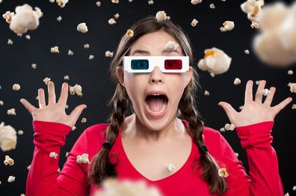 Lustige Filmzitate - Brille